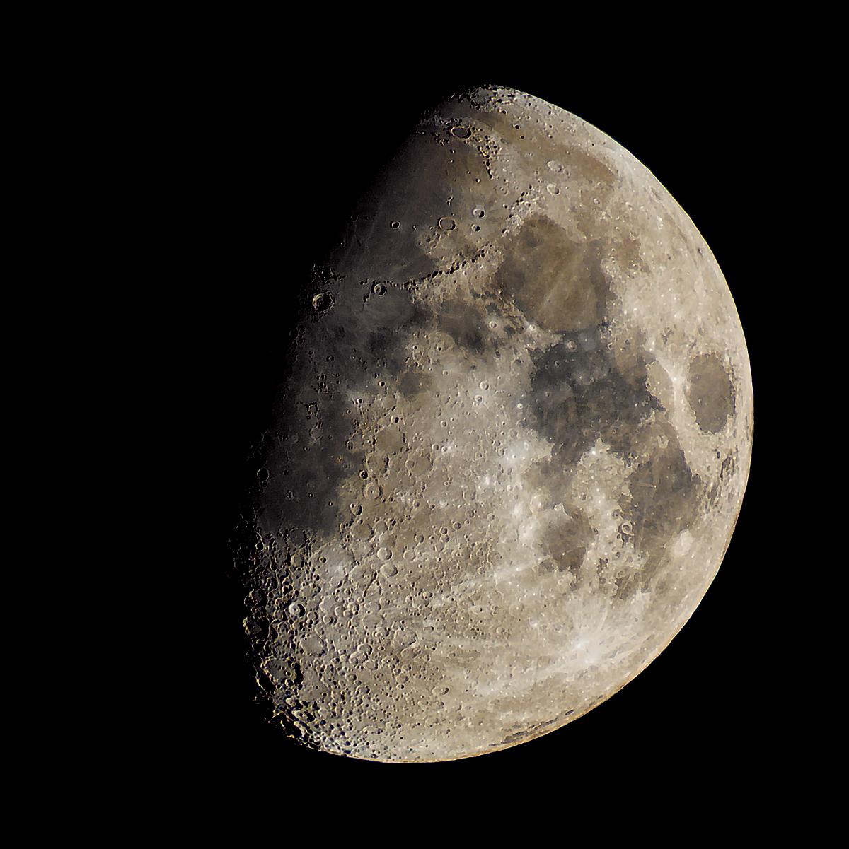 Wie fotografiert man den Mond