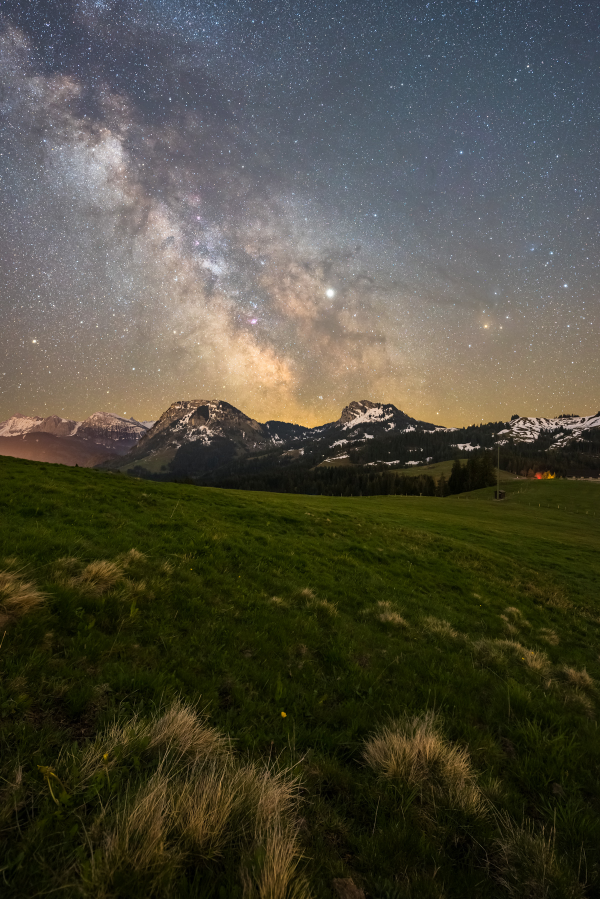 Rising Milky Way Workshop