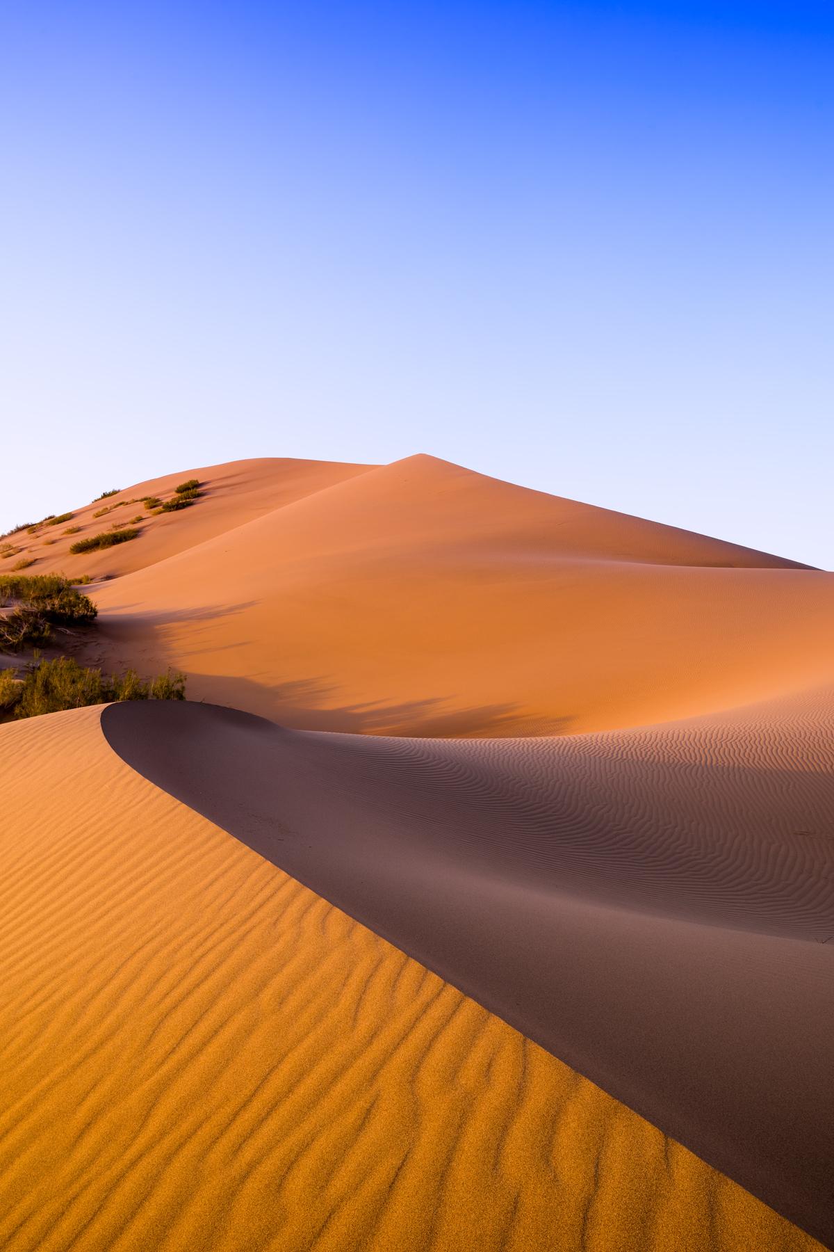 Fotoreise Kasachstan Altyn Emel Singing Dunes