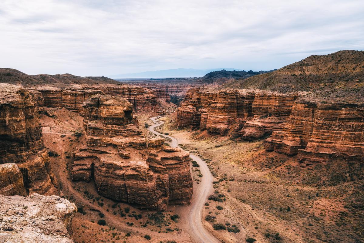 Fotoreise Kasachstan Charyn Canyon
