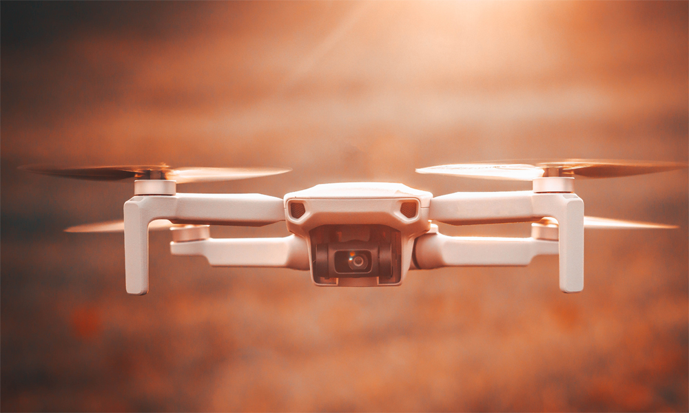 Ich und meine Drohne - Tips zur Drohnenfotografie