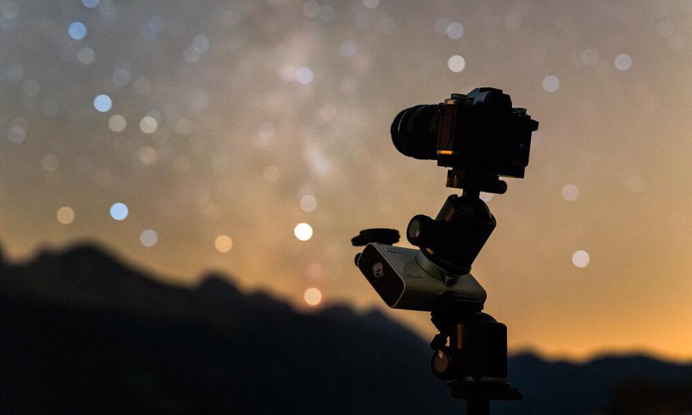 Star Tracker schnell und präzise ausrichten
