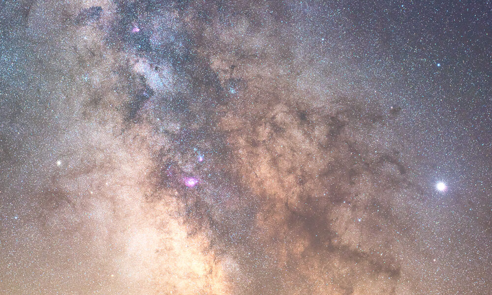 Luminar Preset Milky Way