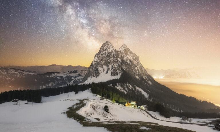 Canon EOS Ra Milky Way Preset